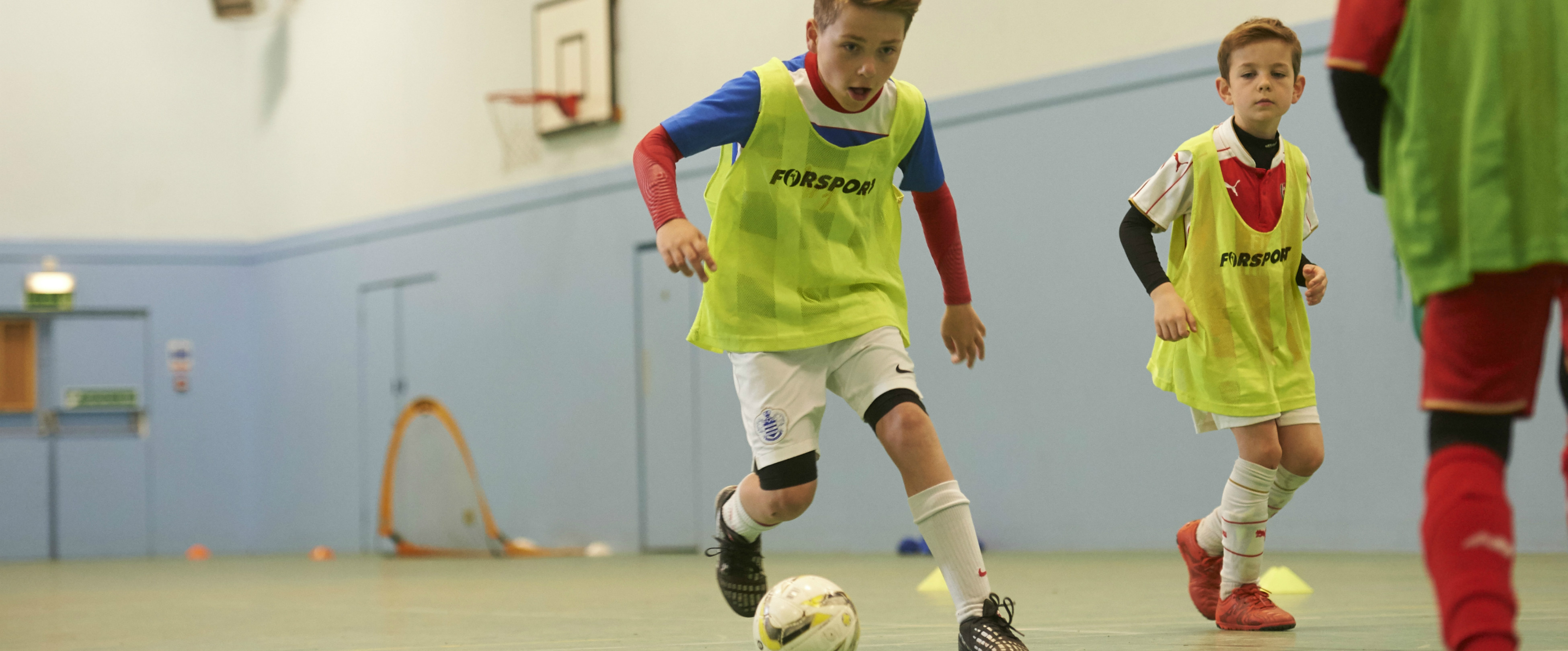 Soccer Schools at Easter at SCL's Holiday Clubs