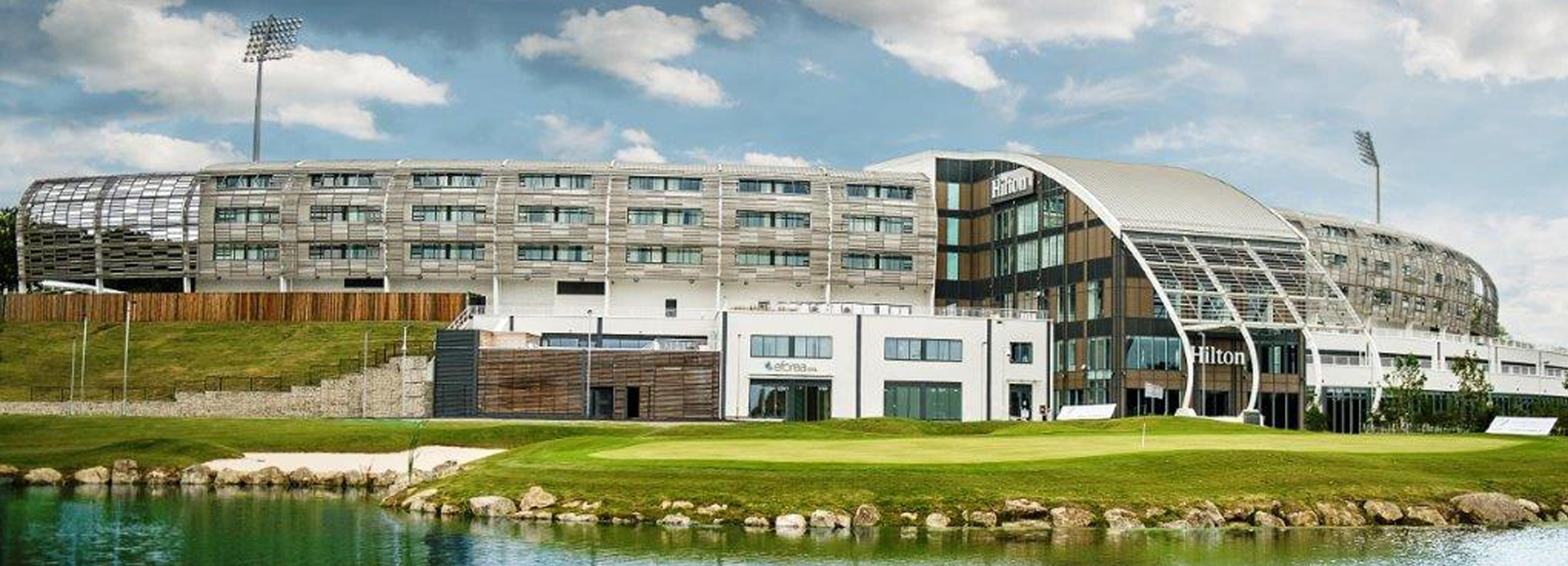 Elite international sports golf academy
